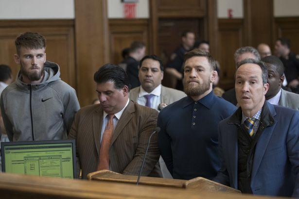 Conor-McGregor-Is-Arrainged-In-Brooklyn-Criminal-Court